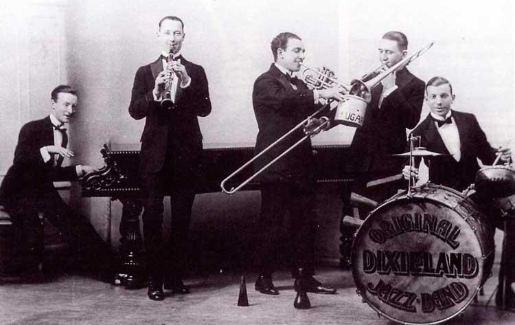 Возникновение-джаза