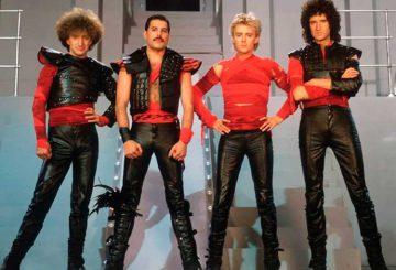 «Королевская»-группа-Queen