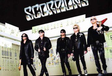 Короли-рока-Scorpions
