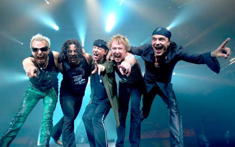 Короли-рока-Scorpions_