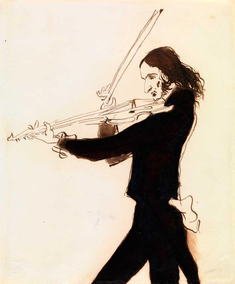 Чарующая-скрипка