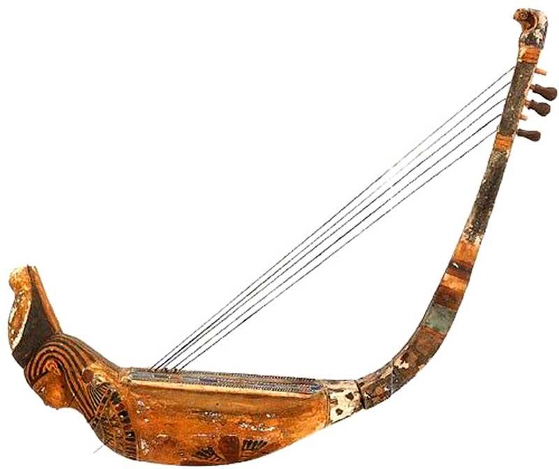 Арфа---украшение-оркестра