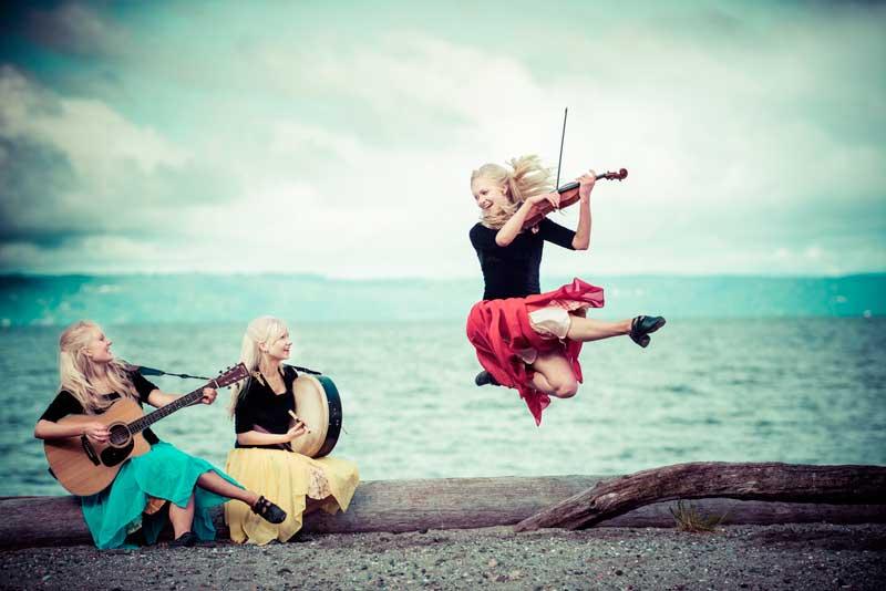 Музыка-Ирландии_