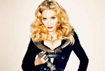 Поп-королева-Мадонна